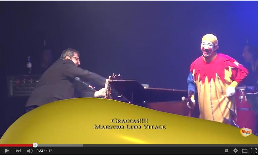 Lito Vitale y Piñón Fijo cantando Una nueva vida